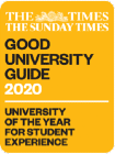 Good University Guide 2020 logo