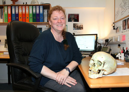 Professor Dame Sue Black appointed President of the Royal Anthropological Institute of Great Britain and Ireland