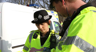Community policing to be investigated after prestigious grant award